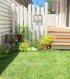 New house exterior cute decks Ideas Path Design, Garden Design, House Design, Tiny House Exterior, Rustic Restaurant, Recycled Garden, Cute House, Enchanted Garden, Private Garden