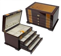 The Monticello Jewelry Box >>> Don't get left behind, see this great  product : Home Decorative Accessories