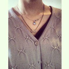 layered jewelleries