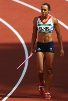 Those abs! Jess Ennis, Jessica Ennis Hill, Six Pack Abs Workout, Golden Girls, Track And Field, Athletic Women, Sport Girl, Female Athletes, Sports Women
