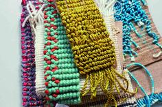 Danskina bits and bobs for rug making. Photo by Casper Sejersen.