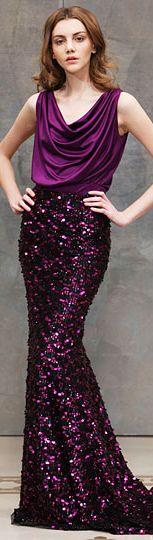 long and elegant dress ♥