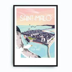 Brest France, Illustrations, Drawing, Prints, Movie Posters, Image, Marcel, Bujo, Walls
