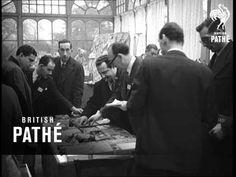 #Harrogate, North Yorkshire - British Toys Lead World (1951) #British_Pathe #Yorkshire