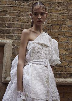 d3d7c974a SIMONE ROCHA SS17 PHOTO  SAM WILSON. Quirky Fashion