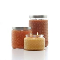 SALE thru Sept. 15th! One of each size - small, medium, large - in a variety of PUMPKIN scents!  All for only $39!