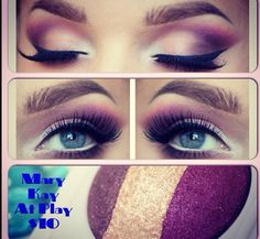 """Mary Kay """"At Play"""" Eye Shadow! This is the good stuff! Call or text today, Deidre Fears 479-926-6289!"""