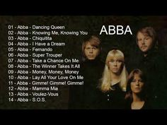 A.B.B.A - Álbum Completo Só Sucessos - YouTube Abba Chiquitita, Youtube, Famous People, Knowing You, Music Videos, Singing, Songs, Movie, Early Music