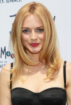 Actress Heather Graham attends the premiere of Relativity Media's 'Judy Moody…
