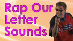 Rap Our Letter Sounds is a fun beginning letters sounds song for kids | ...
