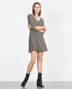 ZARA - WOMAN - POLKA DOT DRESS