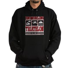 Snowmobiling Triatholon Sweatshirt