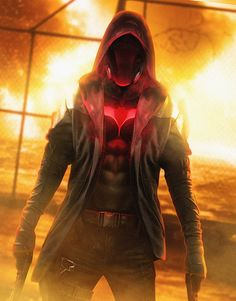 Red Hood More