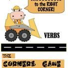5 different Language skill games (Verbs, Plural Nouns, Common/Proper nouns, Subjects/Predicates, and Possessives)  $