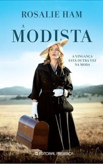 Manta de Histórias: Passatempo Editorial Presença - A Modista (12º/201...
