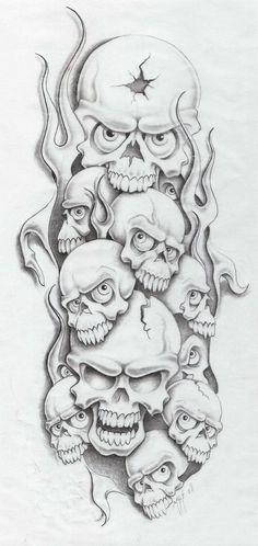 skull sesson by markfellows on DeviantArt