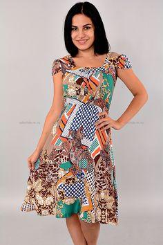 Платье Д0927 Размеры: 42-48 Цена: 280 руб.  http://odezhda-m.ru/products/plate-d0927  #одежда #женщинам #платья #одеждамаркет