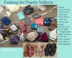 what to pack for puerto vallarta clothes mexico