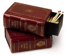 match books