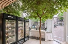 Refresh and recharge at the latest outlet from Amsterdam health fanatics The Cold Pressed Juicery...