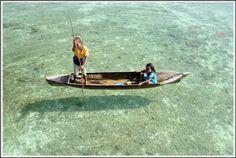 透明度が高すぎて浮いてる気持ちになる世界の海や河川の写真34枚:らばQ