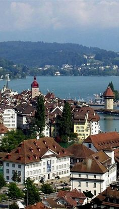 Lucerne is one of the most beautiful cities in Switzerland.  I am a Switzerland tourism specialist so contact me at Marianne@worldwidecruisesandtoursdallas.com to plan your trip to this beautiful country.