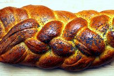 Check out the best challah recipe EVER, courtesy of Smitten Kitchen.