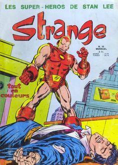 Couverture de Strange -15- Strange 15