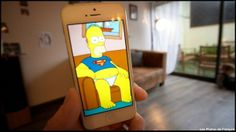 Pin for Later: See How an Artist Uses His iPhone to Re-Create Famous Movie Scenes The Simpsons Famous Movie Scenes, The Simpsons, Photo Galleries, Ipad, Phone Cases, Iphone, Create, Photos, Movies