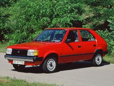 "Can't believe we had a Talbot Horizon with ""Go Faster' stripes!"