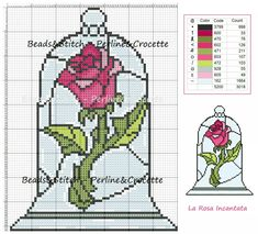 Pin by priscilla feezor on christmas crafts Mini Cross Stitch, Beaded Cross Stitch, Cross Stitch Rose, Crochet Cross, Cross Stitch Flowers, Cross Stitch Embroidery, Disney Cross Stitch Patterns, Modern Cross Stitch Patterns, Counted Cross Stitch Patterns