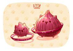 Onion rings anyone?https://www.facebook.com/tabeneko