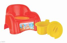 Baby Personal Care ABCD (Red) Baby Care Accessories Material: Plastic  Dimension: (L X B X H) - 29 cm X 29 X 25 cm  Description: It Has 1 Piece of Baby Potty Sitter. Sizes Available: Free Size *Proof of Safe Delivery! Click to know on Safety Standards of Delivery Partners- https://ltl.sh/y_nZrAV3  Catalog Rating: ★4.2 (2085)  Catalog Name: Make Up Stylish Baby Accessories CatalogID_7386 C51-SC1664 Code: 603-72671-