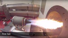GEhas 3D-printed a working jet engine
