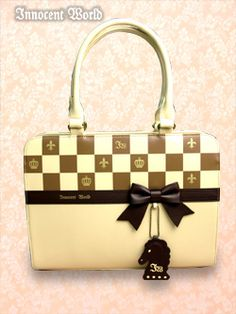 Chocolate Chess Bag