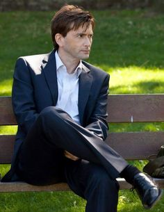 David Tennant as Nick in True Love