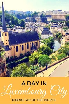 Guide and tips to spending a day In Luxembourg City, Luxembourg with kids