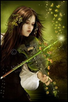 Sounds of Spring by UnholyVault on DeviantArt
