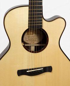 Baranik Meridian, italian/cocobolo multiscale - The Acoustic Guitar Forum