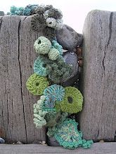 Freeform Crochet...this site has some free patterns and tutorials too!