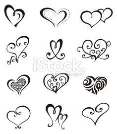 flames from feet clip art | Coeur, Mariage, Tatouage, Fleur, Noir Illustration vectorielle libre ...