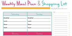 I get derailed from fitness goals because I like tacos and dark soda. So, I am doing something about it with a free printable health and fitness planner.