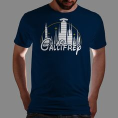 Planet of the Timelord | Qwertee : Limited Edition Cheap Daily T Shirts | Gone in 24 Hours | T-shirt Only £8/€10/$12 | Cool Graphic Funny Tee Shirts