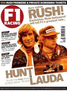 F1 Racing - August 2013