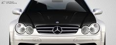 Carbon Creations 2003-2009 Mercedes CLK W209 Black Series Look Hood