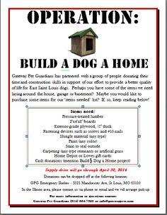 doghouse outreach