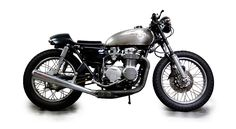 VINTAGE & RETRO MOD MOTORBIKES. HAND BUILT IN NYC. | E3