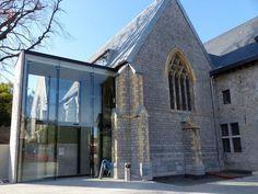 Автоматизация церкви в Бельгии