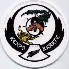 Kenpo Crest