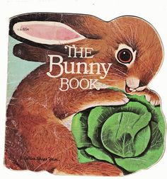 """The Bunny Book"" Written and illustrated by Richard Scarry (1965)"